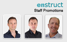 Staff Promotions
