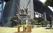 Harbour Bridge Sculpture